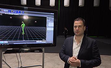 bTV Репортерите разкрива магията на кино технологиите отвътре