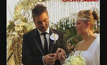 """Разкритията на Осман Октай и ексклузивни кадри от сватбата на Константин и Надя в """"Горещо"""""""