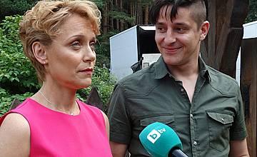 Койна Русева и Антоний Аргиров стават роднини