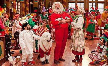 Коледна магия и добро настроение с празничната програма на NOVA