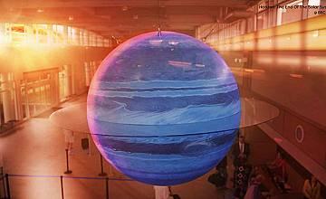 Тайните и бъдещето на Слънчевата система по Da Vinci през септември