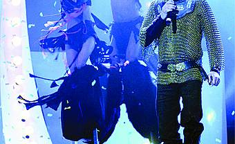 Красимир Аврамов излиза под номер 11 на Евровизия