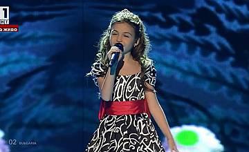 Крисия, Хасан и Ибрахим на второ място на детската Евровизия