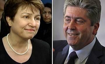 """Кристалина Георгиева и Георги Първанов в """"120 минути"""""""