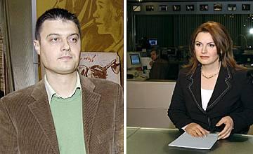 Николай Бареков и Ани Салич са новите ТВ любимци