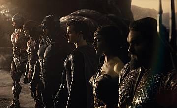"""""""Лигата на справедливостта: Режисьорската версия на Зак Снайдър"""" вече в HBO GO"""