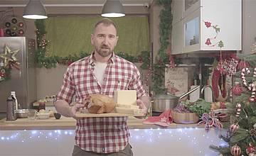 """""""Ловците на храна"""" Chef Андре Токев и Събин Ранков събират мултинационални коледни ястия"""