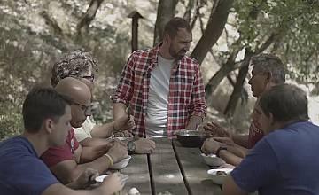 """Chef Андре Токев и Събин Ранков опитват специалитетите село Сгориград и Враца в """"Ловци на храна"""""""