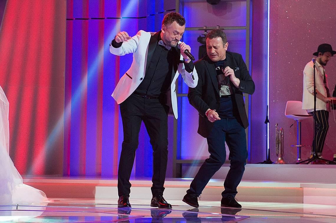 Зрителите се насладиха и на изпълненията на Любо Киров