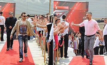 Любо и Заки излизат на бис в X Factor 2014