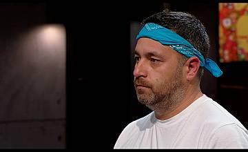 Лука напусна Hell's Kitchen България след грандиозен провал на сините