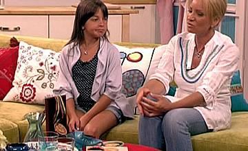 "Мария Гроздева и дъщеря ѝ Маги  в ""Часът на мама"""