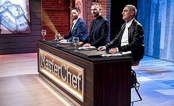 Трима гладиатори ще премерят кулинарни сили на големия финал за титлата MasterChef на България