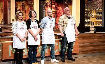 Реванш за миналото и кулинарен маратон изпращат трима на финала на MasterChef – утре вечер от 21:00 часа по bTV