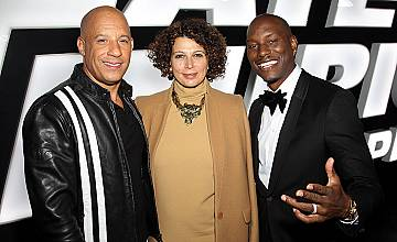Ню Йорк посрещна световната премиера на Бързи и яростни 8