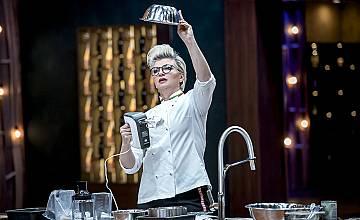 Гергьовденско плато и веган урок от Chef Силвена Роу в понеделник в MasterChef по bTV