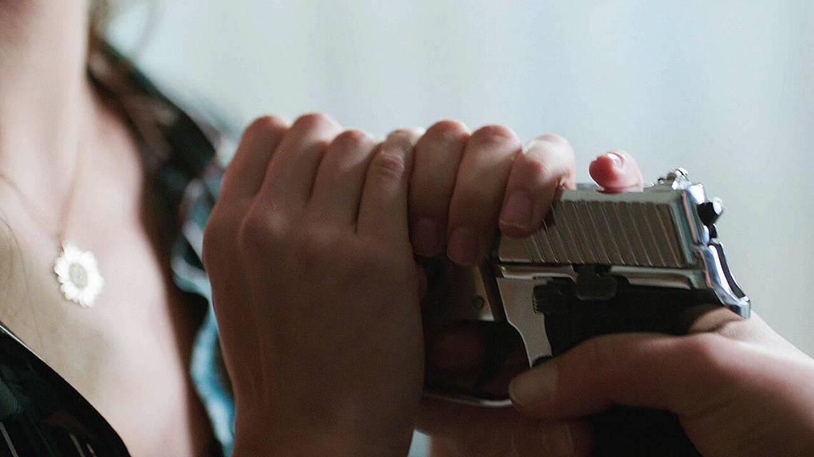 Пистолетът на Октай