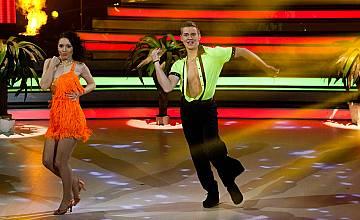 Албена Денкова превзе дансинга на Dancing Stars