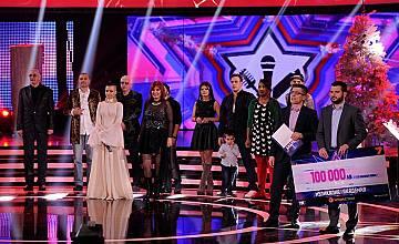 Поли Генова е победител в Музикална академия