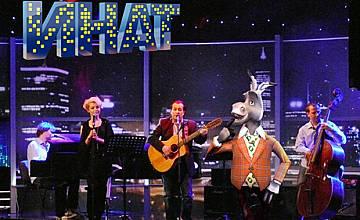 Поли Генова за Евровизия пред Марк О'Селски