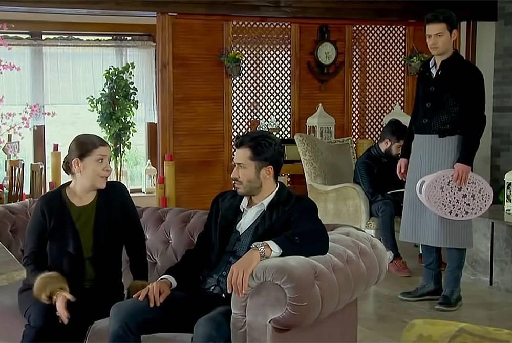 Сахер, Тарък и Мехмед
