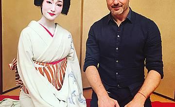 """""""непознатиТЕ"""" разкриват тайния свят на гейшите"""