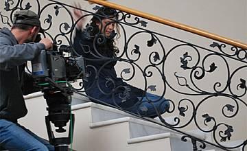 """Синем Йозтуфан - Мелда от """"Незабравима"""" отказала дубльор в епизода, при който пада по стълбите..."""