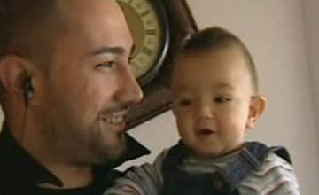 Синът на Виолета и Ники Китаеца – футболист или певец