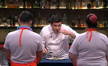 Един професионалист отпада от Hell's Kitchen България – тази вечер по NOVA
