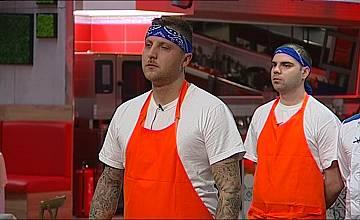 Петко срещу Дани в оспорван двубой за оставане в Hell's Kitchen България