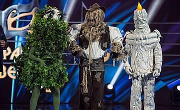 """Поли Генова свали маската на Очите във втората вечер на """"Маскираният Певец"""""""