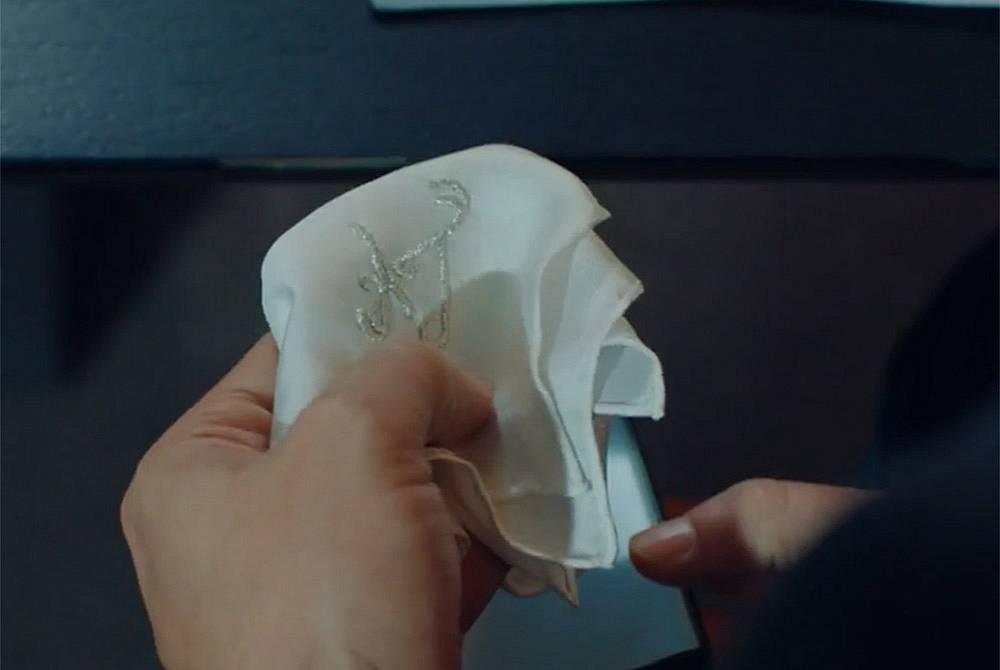 Кърпичката, която Зайнеп подари на Алихан