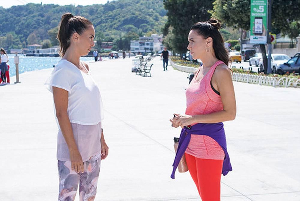 Ендер се нервира на Дафне, че  се е сприятелила с Йълдъз