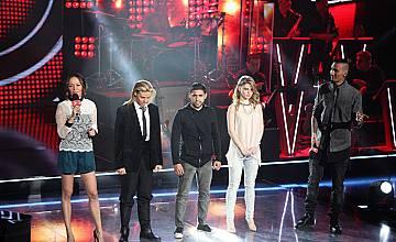 """Десислава отказва да вземе решение по време на специалното издание на """"Гласът на България"""""""