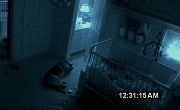 Спряха трейлъра на Паранормална активност 2 / Paranormal Activity 2 (2010)