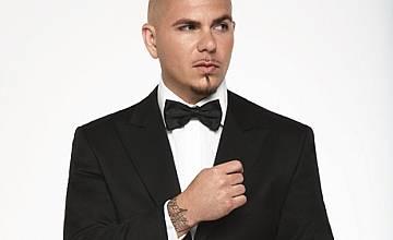Pitbull записа Официалната песен на Талисмана за световното първенство по футбол 2010 в Южна Африка