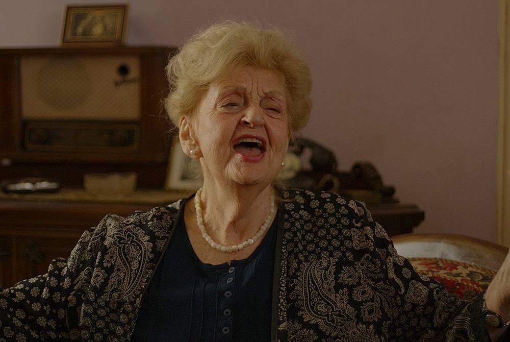 """В """"Пораталът"""" е и последната филмова роля на незабравимата Татяна Лолова"""