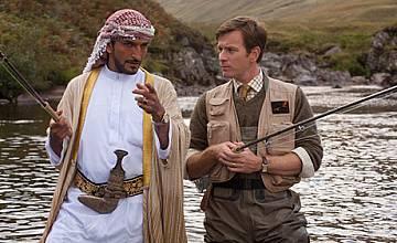 """Юън Макгрегър и Емили Блънт се влюбват по време на """"Риболов в пустинята"""""""
