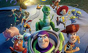 """""""Играта на играчките 3"""" най-касовият филм на 2010-а"""