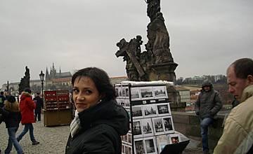 """""""Четири посоки""""- Зимна разходка из Златна Прага (2 част), събота, 11:30 ч."""