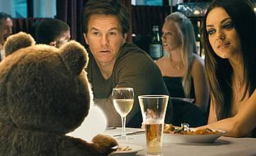 """Двама са малко, трима са много в  """"Тед, приятелю"""""""
