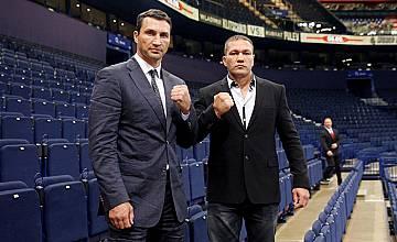 Двубоят – Кубрат Пулев срещу Владимир Кличко - на живо по Нова на 6-и септември