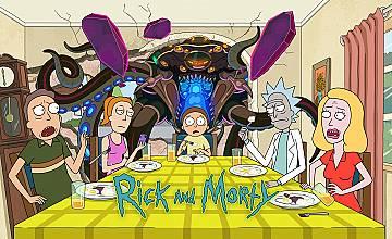 """Култовата анимация за възрастни """"Рик и Морти"""" ексклузивно в HBO GO"""