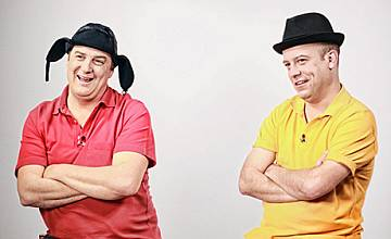 """Младост 5"" - комедийно шоу с Краси Радков и Иво Сиромахов"