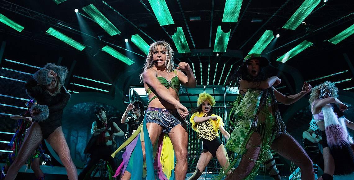 """Бритни Спиърс донесе победа на Рафи във втория лайв на """"Като две капки вода"""" – сезон 9 All Stars"""