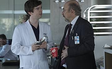 """Ричард Шиф за ролята си в """"Добрият доктор"""""""