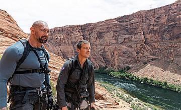 """""""В дивата пустош с Беър Грилс"""" по National Geographic от януари"""