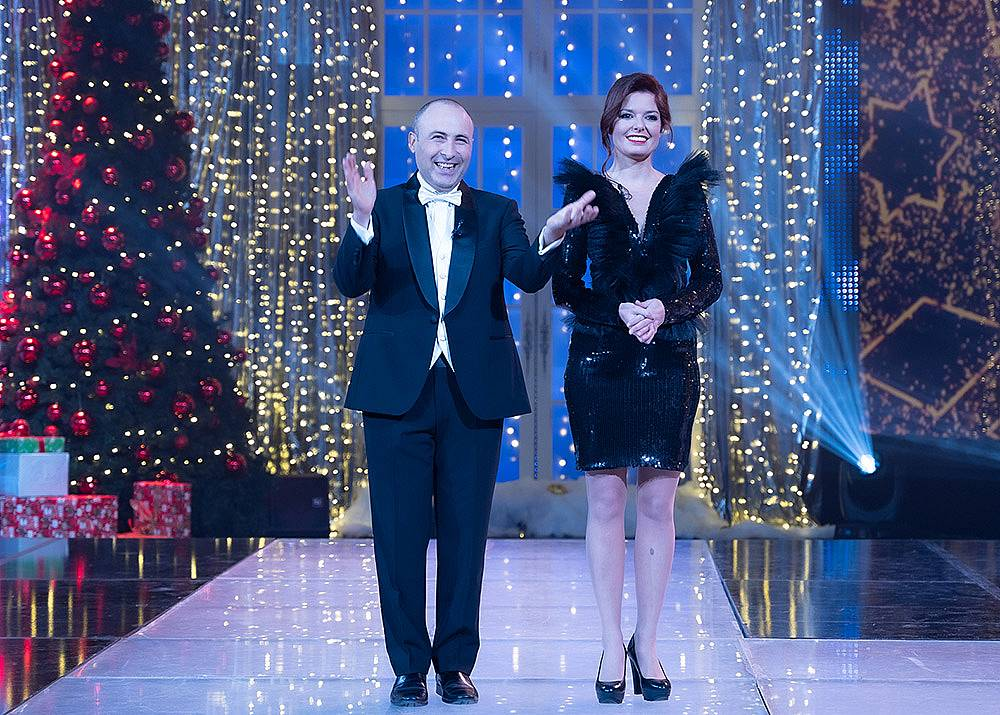 Александра Сърчаджиева и Руслан Мъйнов
