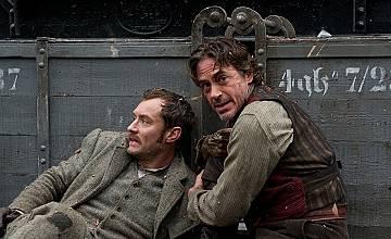 Шерлок Холмс: Игра на сенки  | Sherlock Holmes: A Game of Shadows (2011)