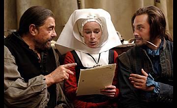 Сервантес и Шекспир
